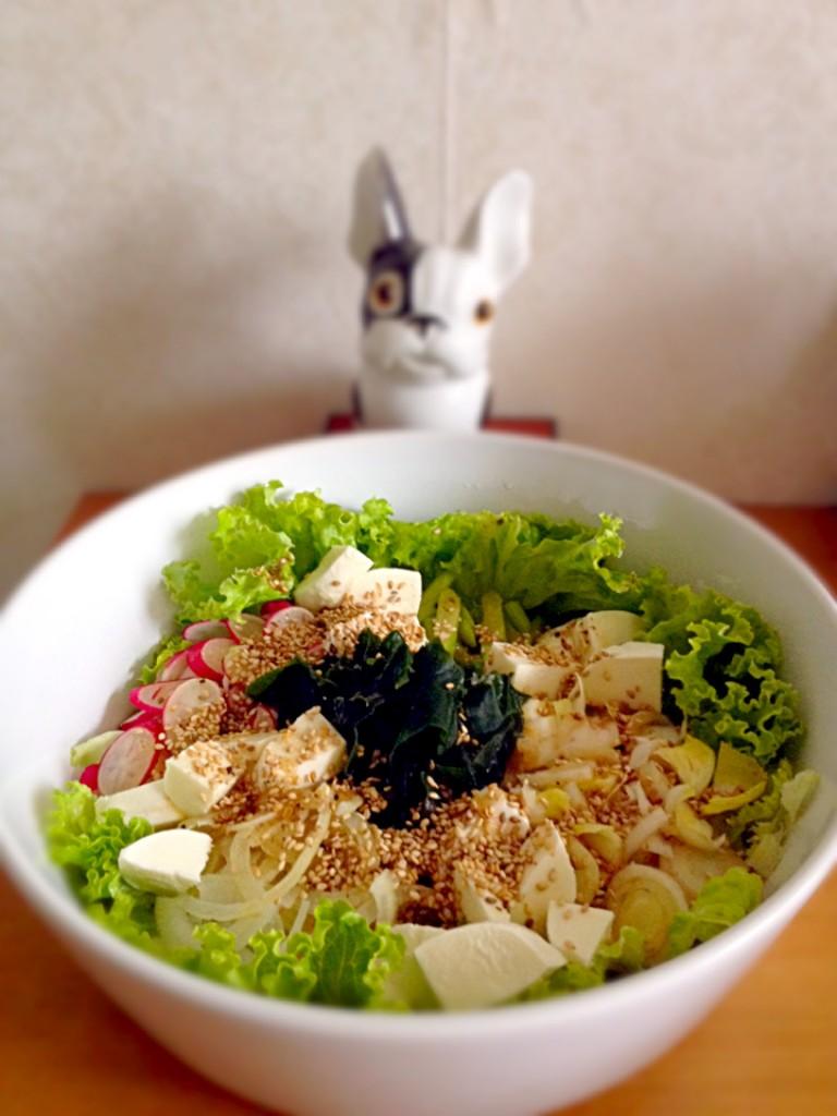 Comment utiliser le wakame et vinaigrette japonaise - Comment utiliser les couverts a table ...