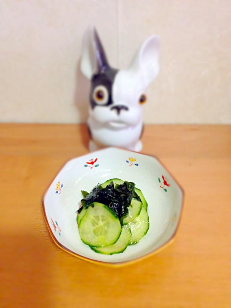 Comment utiliser le wakame soupe miso et sunomono - Comment utiliser les couverts a table ...